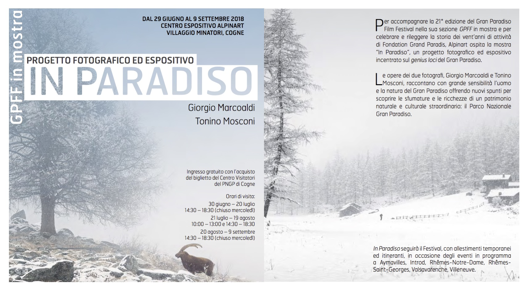 GPFF in mostra - 21°